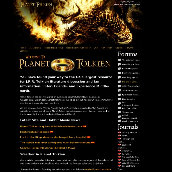 Planet-Tolkien.com