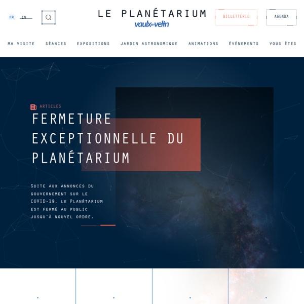 Planétarium de Vaulx-En-Velin
