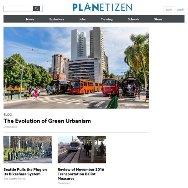 Urban Planning, Design and Development Network