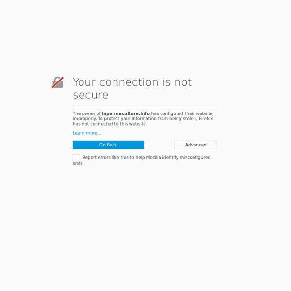 Plantations de la forêt comestible