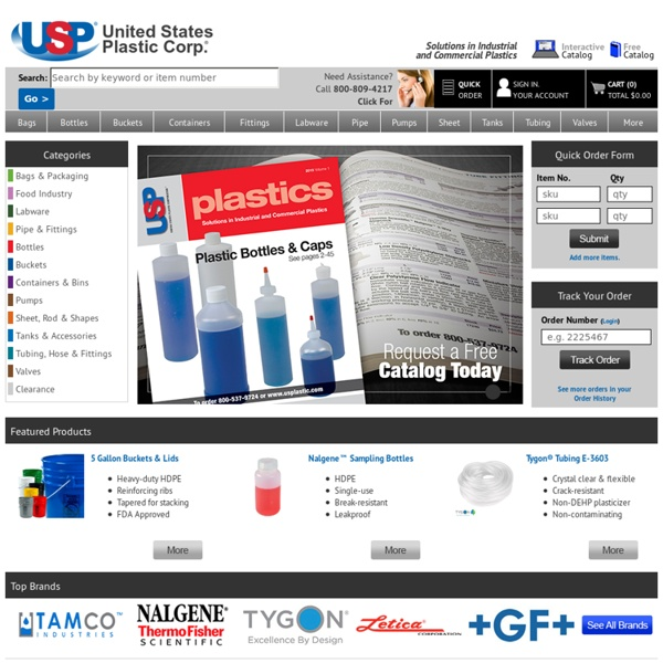 U.S. Plastic Corporation