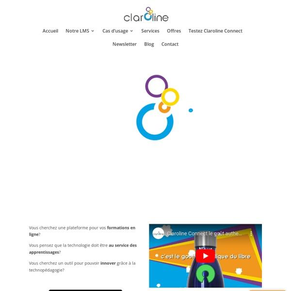 Claroline – Learning management system (LMS)