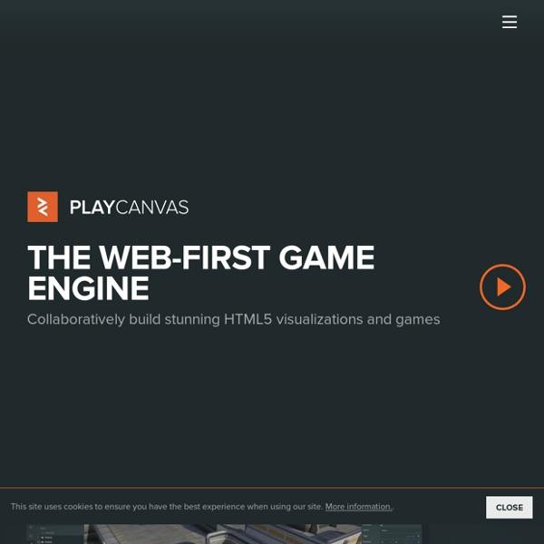 3D HTML5 & WebGL Game Engine