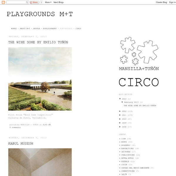 PLAYGROUNDS M+T