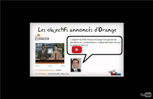 Plazza par Orange: un exemple de RSE