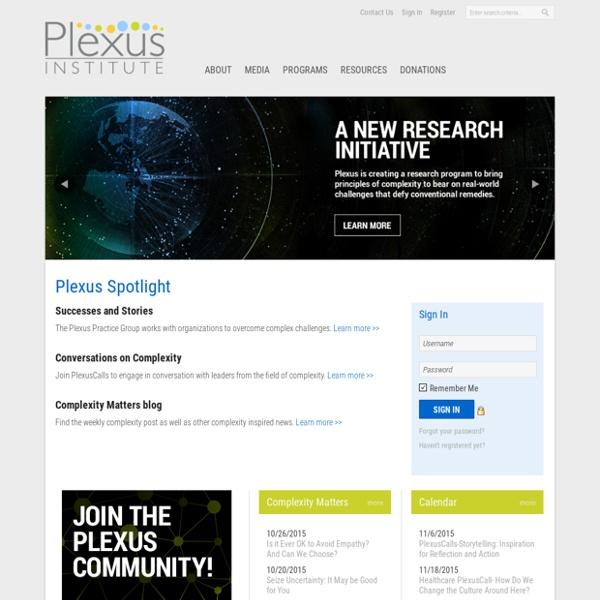 Plexus Institute