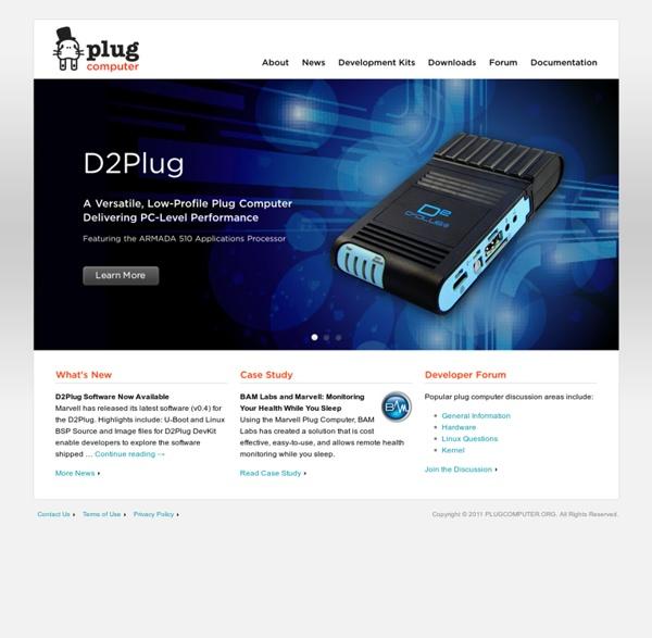 PlugComputer Community