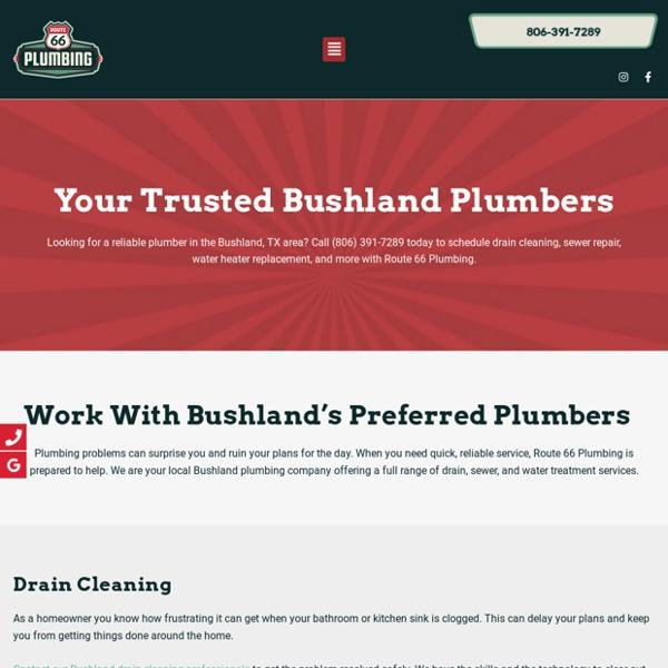 Bushland Plumbing Company
