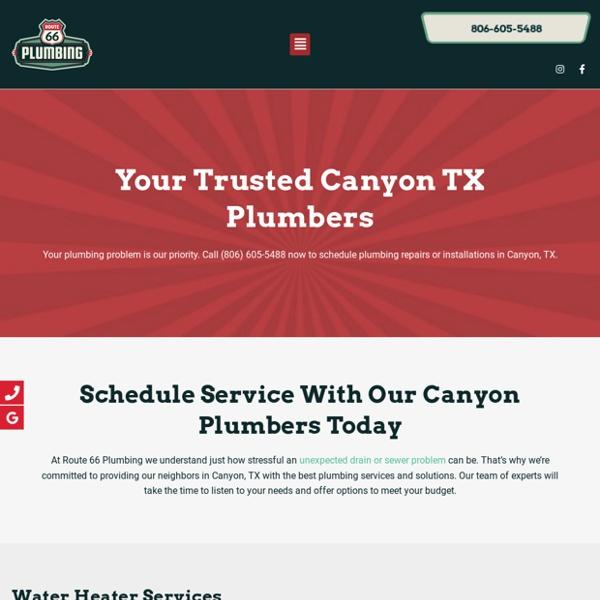 Canyon Plumbing Company