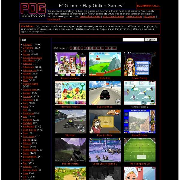 Free Online Pog Car Games