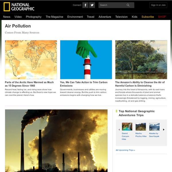 Air Pollution Facts, Air Pollution Effects, Air Pollution Solutions, Air Pollution Causes