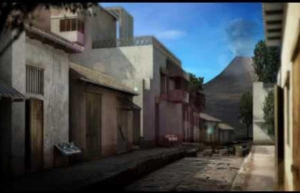 Pompei reconstruite