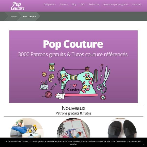 Pop Couture - La couture gratuite !