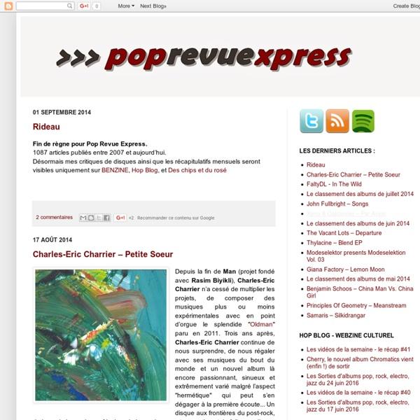 Pop Revue Express