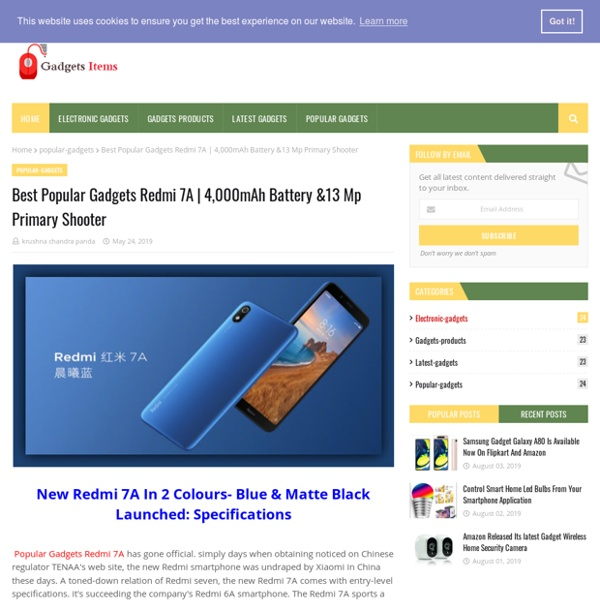 4,000mAh Battery &13 Mp Primary Shooter
