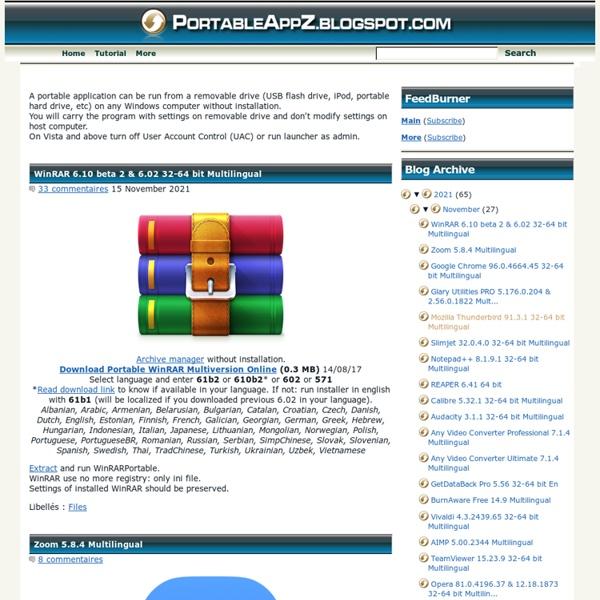 PortableAppZ