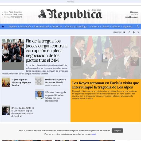 Republica.com - Diario de opinión e influencia
