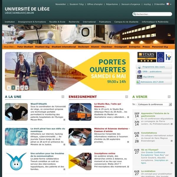 Univ Liège