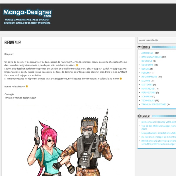 Manga-designer.com