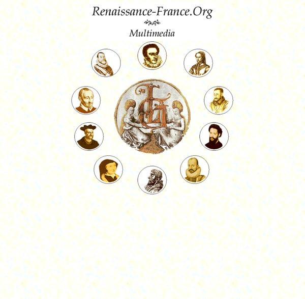 Portail Multimedia de Renaissance-France.Org