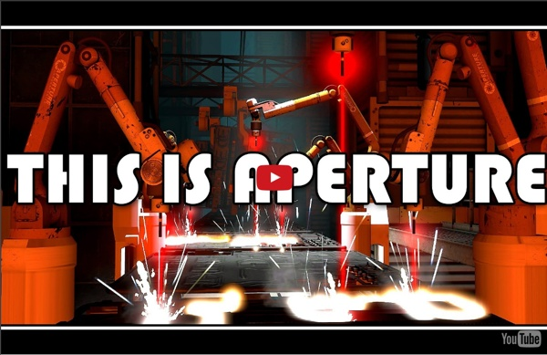 [♪] Portal 2 - This Is Aperture