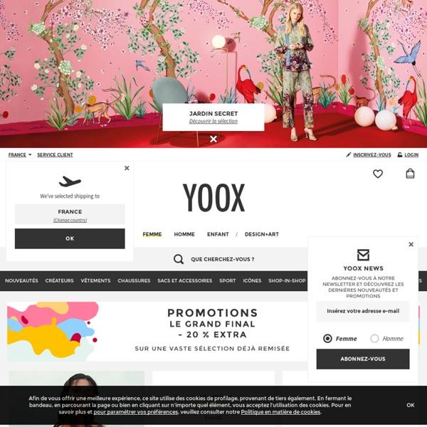 Shop fashion, design, art