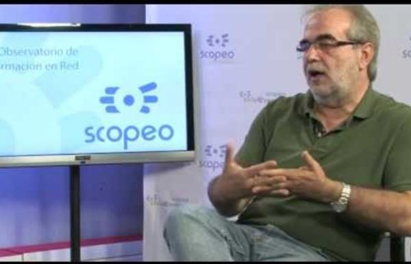 SCOPEO: E-Portfolios y PLE en la Universidad. Entrevista a Jordi Adell