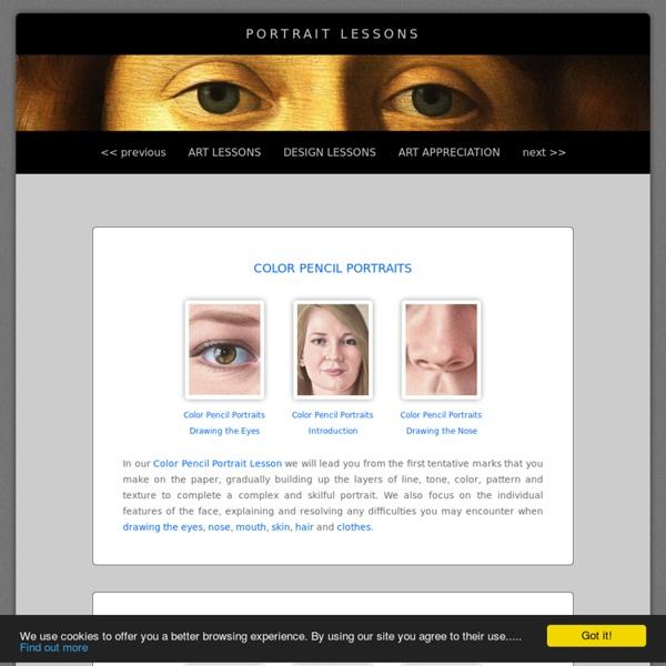 Portrait Lessons