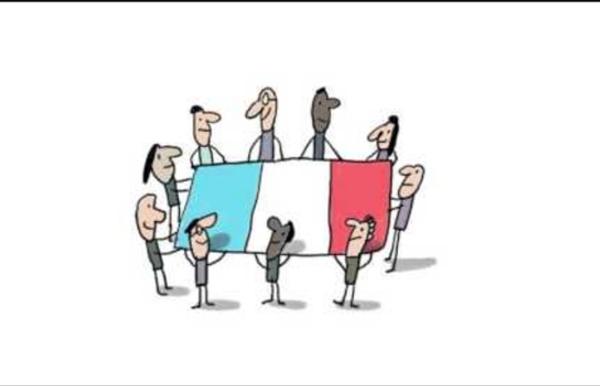 Pourquoi le drapeau français est-il bleu blanc rouge ? - 1 jour, 1 question