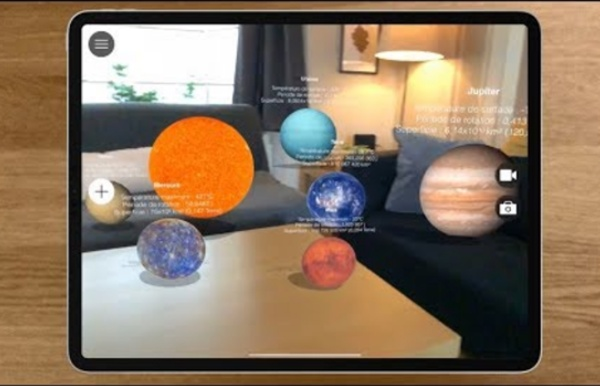Comment (et pourquoi) utiliser la réalité augmentée dans votre salon ou votre classe
