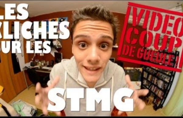 TOM POUSSE - LES CLICHES SUR LES STMG