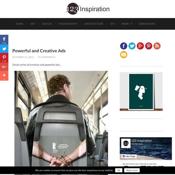 Powerful and Creative Ads
