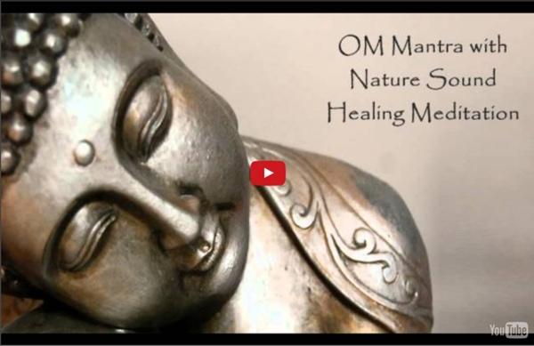 Sons de la nature pour méditation