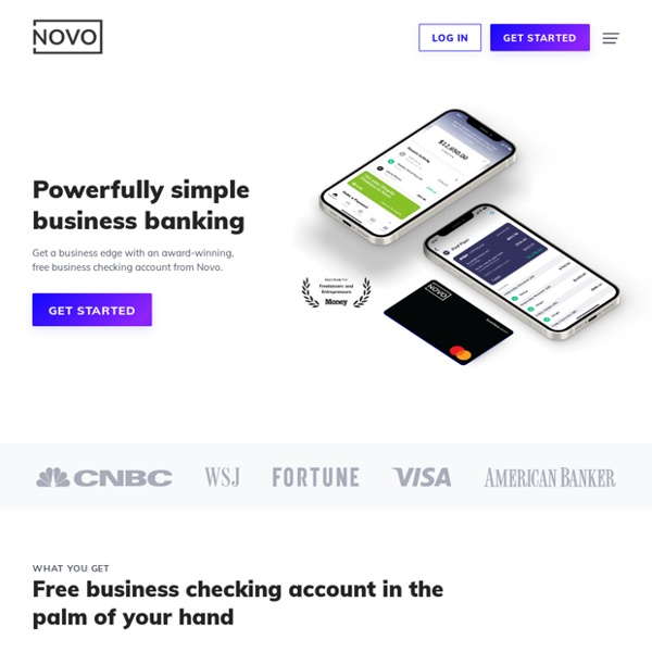 Powerfully Simple Business Banking