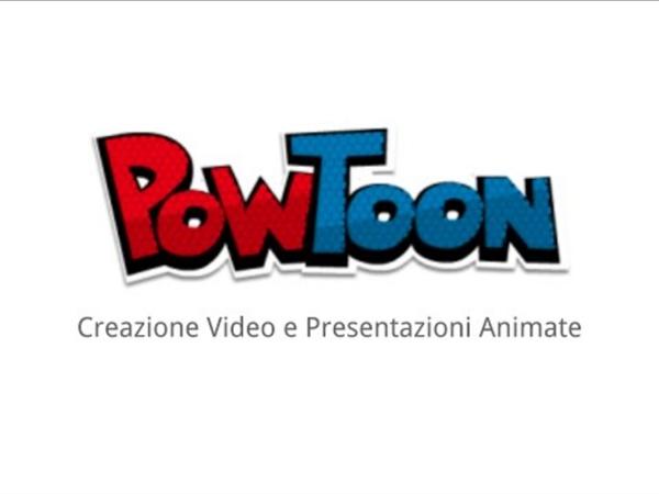 Powtoon - Creare animazioni