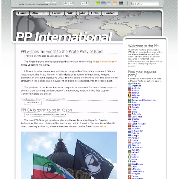 PP International