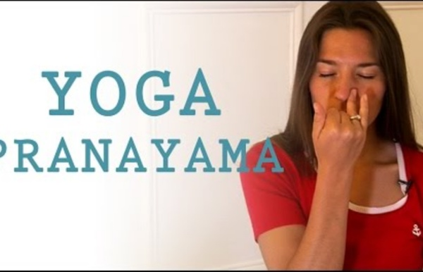 Yoga Pranayama : exercices de respiration alternée