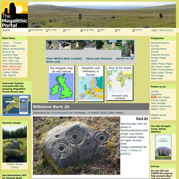 World-wide Ancient Site Database, Photos and Prehistoric Archaeology News with geolocation