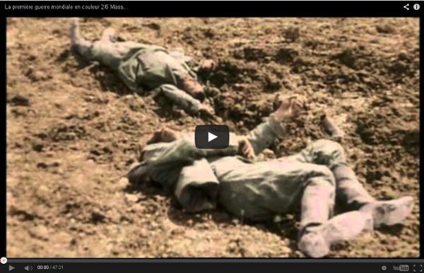 2/6 : Massacre sur les tranchées