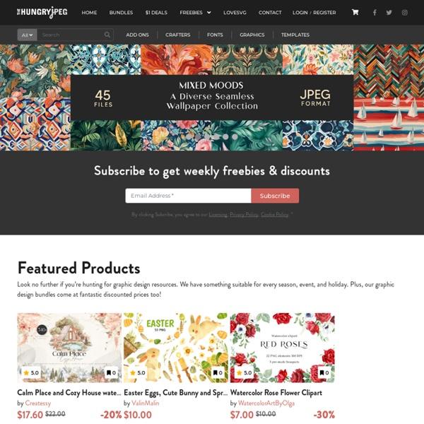 Premium Graphic Design Resources