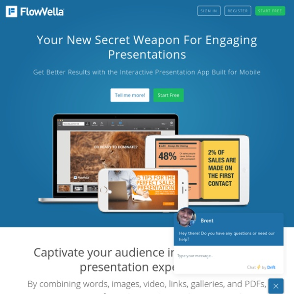 Free Presentation Software that Engages and Gets Better Results