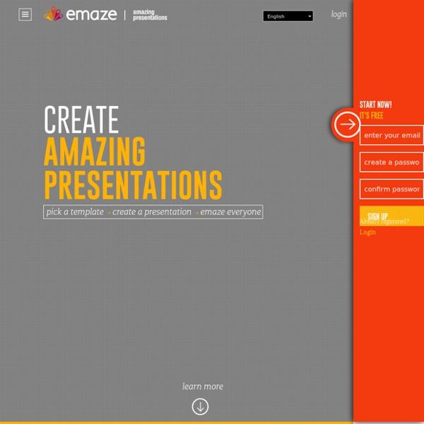 Online Presentation Software – Create Amazing Presentations