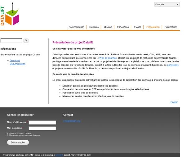 Datalift.org
