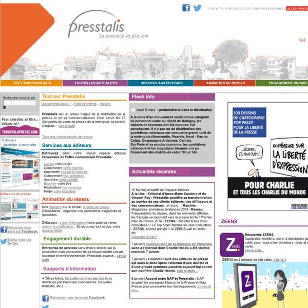 Presstalis - La proximité va plus loin