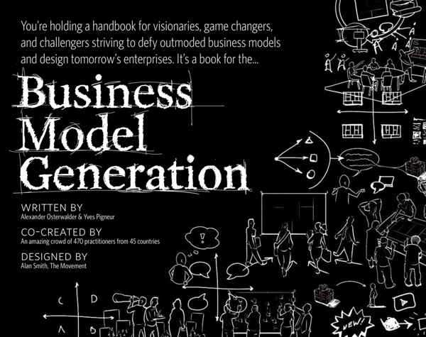 business model generation pdf book