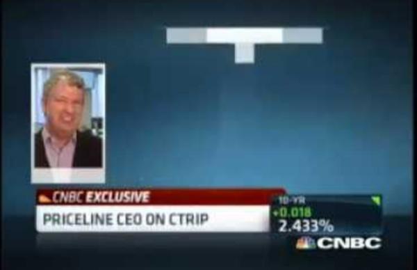 Darren Huston Investing in Ctrip
