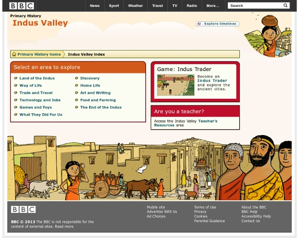 Primary History - Indus Valley