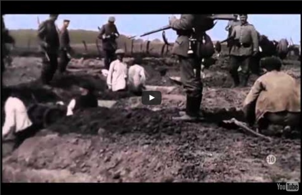 Les principales phases de la Première Guerre mondiale