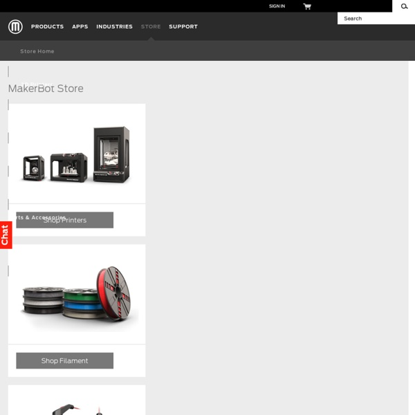 Welcome to MakerBot - MakerBot Industries