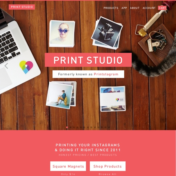 Printstagram - We Print Your Instagram Photos